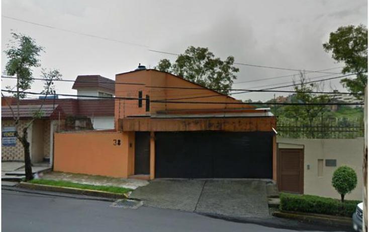 Foto de casa en venta en, colina del sur, álvaro obregón, df, 860793 no 03