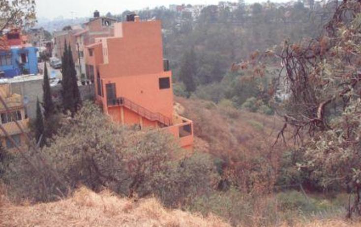 Foto de terreno habitacional en venta en  , colina del sur, álvaro obregón, distrito federal, 1086963 No. 04