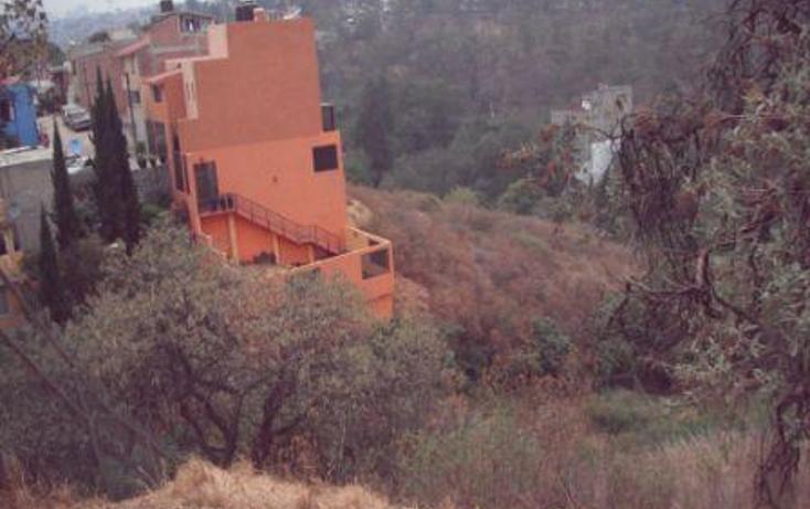 Foto de terreno habitacional en venta en  , colina del sur, álvaro obregón, distrito federal, 1086963 No. 05