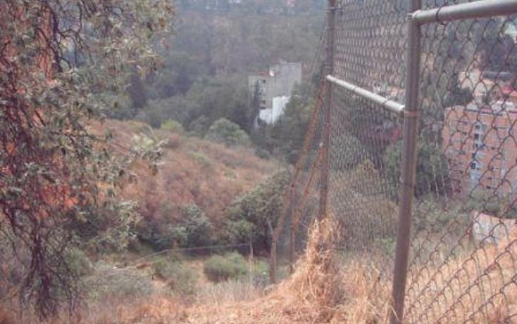 Foto de terreno habitacional en venta en  , colina del sur, álvaro obregón, distrito federal, 1095477 No. 03
