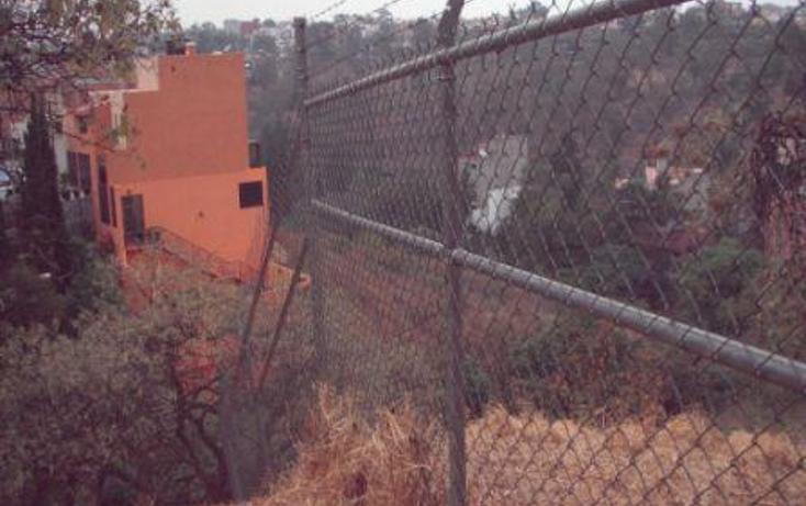 Foto de terreno habitacional en venta en  , colina del sur, álvaro obregón, distrito federal, 1095477 No. 06
