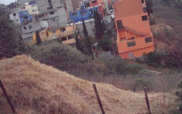 Foto de terreno habitacional en venta en  , colina del sur, álvaro obregón, distrito federal, 1095477 No. 07