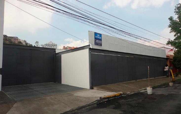 Foto de casa en venta en  , colina del sur, ?lvaro obreg?n, distrito federal, 1121237 No. 01