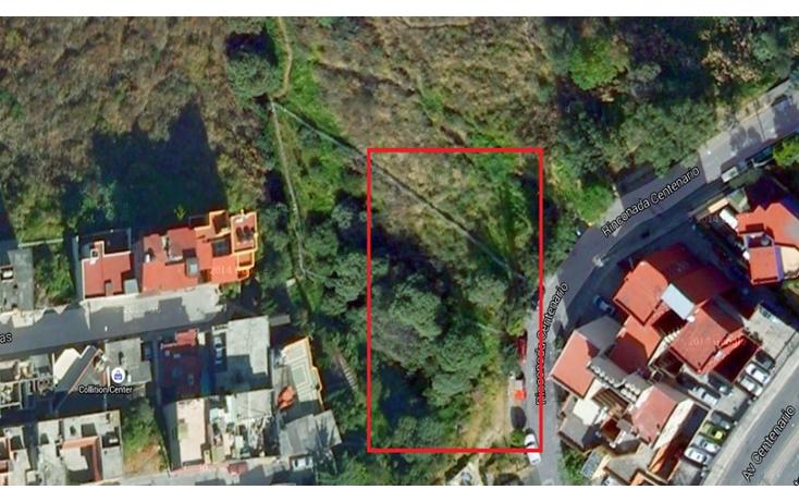 Foto de terreno habitacional en venta en  , colina del sur, ?lvaro obreg?n, distrito federal, 1665086 No. 01