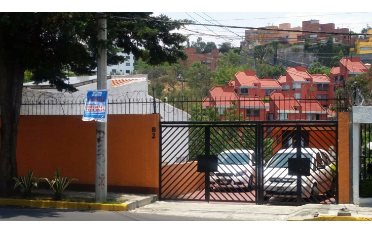 Foto de casa en venta en  , colina del sur, álvaro obregón, distrito federal, 2016272 No. 01