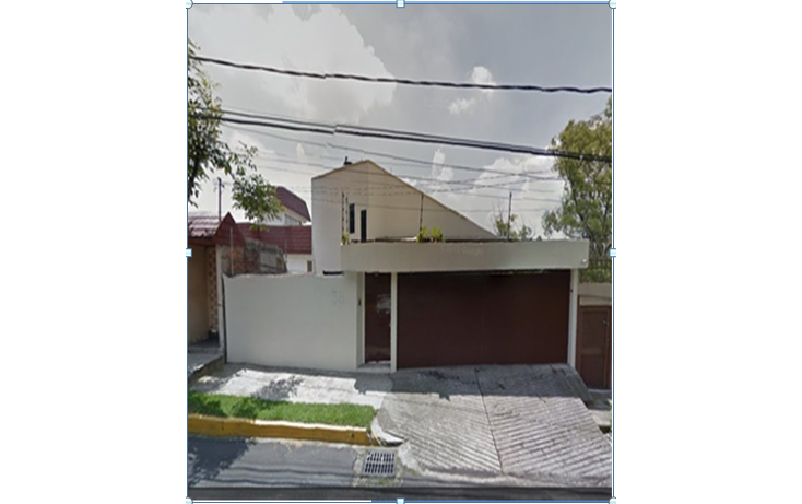 Foto de casa en venta en  , colina del sur, ?lvaro obreg?n, distrito federal, 2040142 No. 01