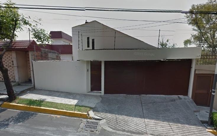 Foto de casa en venta en  , colina del sur, ?lvaro obreg?n, distrito federal, 860793 No. 01