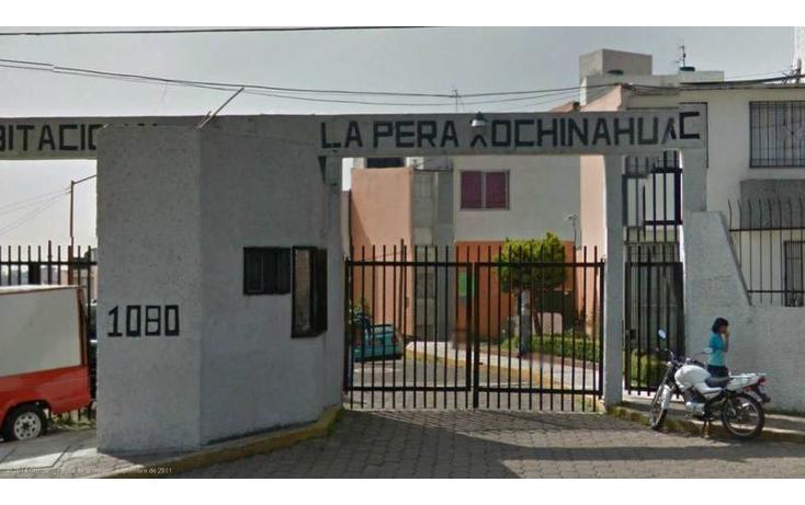 Foto de casa en venta en  , colina del sur, álvaro obregón, distrito federal, 860797 No. 01