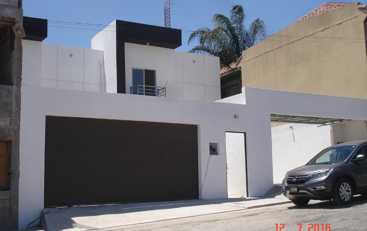 Foto de casa en venta en  , colinas de agua caliente, tijuana, baja california, 2043267 No. 01