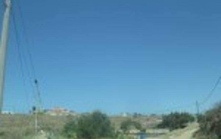 Foto de terreno habitacional en venta en  , colinas de aragón, playas de rosarito, baja california, 1394573 No. 01