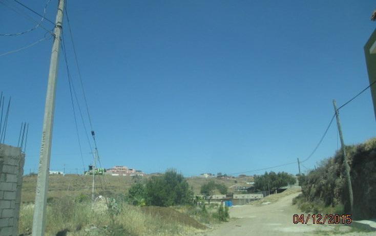Foto de terreno habitacional en venta en  , colinas de arag?n, playas de rosarito, baja california, 877645 No. 01