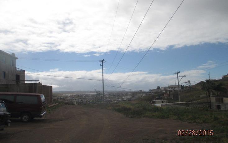 Foto de terreno habitacional en venta en  , colinas de aragón, playas de rosarito, baja california, 877649 No. 01