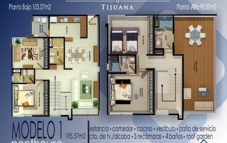 Foto de departamento en venta en  , colinas de chapultepec, tijuana, baja california, 1373517 No. 27