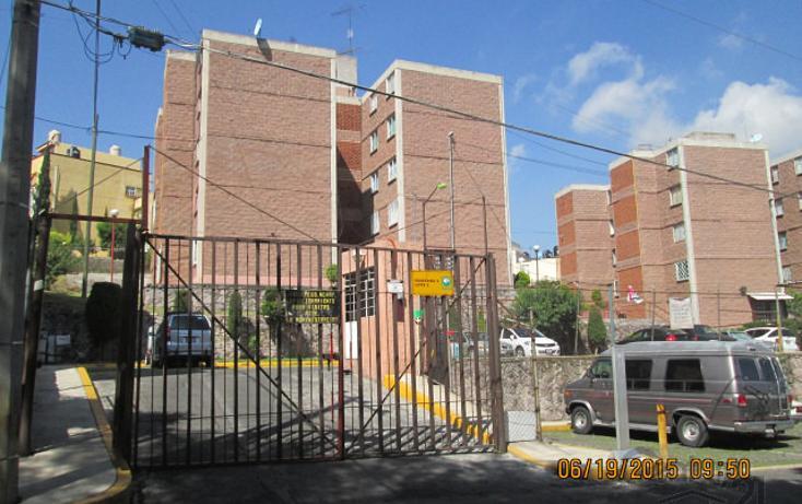 Foto de departamento en venta en  , colinas de ecatepec, ecatepec de morelos, méxico, 1707290 No. 01