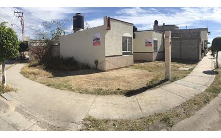 Foto de casa en venta en  , colinas de la fragua plus, león, guanajuato, 1526455 No. 01