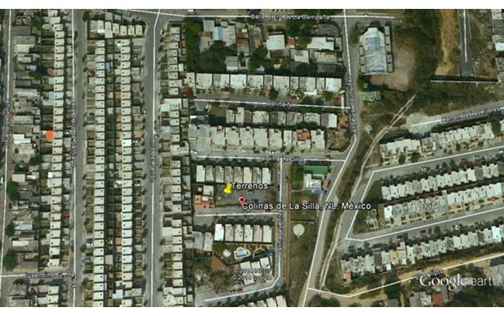 Foto de terreno habitacional en venta en  , colinas de la silla, guadalupe, nuevo león, 2634220 No. 03