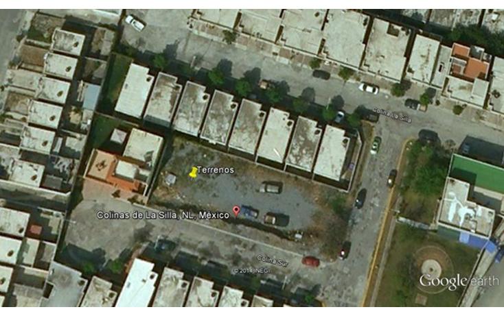 Foto de terreno habitacional en venta en  , colinas de la silla, guadalupe, nuevo león, 2634220 No. 04