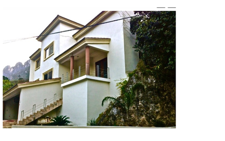Foto de casa en venta en  , colinas de san angel 1er sector, san pedro garza garcía, nuevo león, 1149675 No. 01