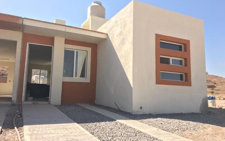 Foto de casa en venta en  , colinas de san isidro, durango, durango, 1460411 No. 01