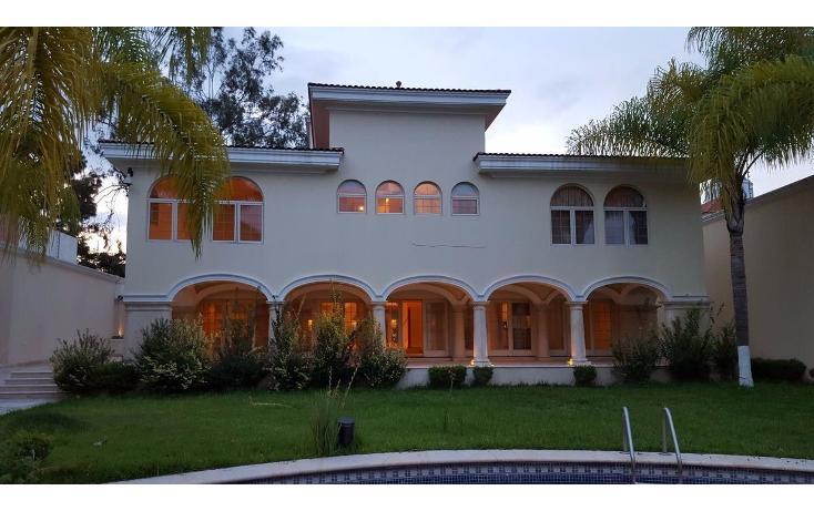 Foto de casa en venta en  , colinas de san javier, zapopan, jalisco, 2035042 No. 01