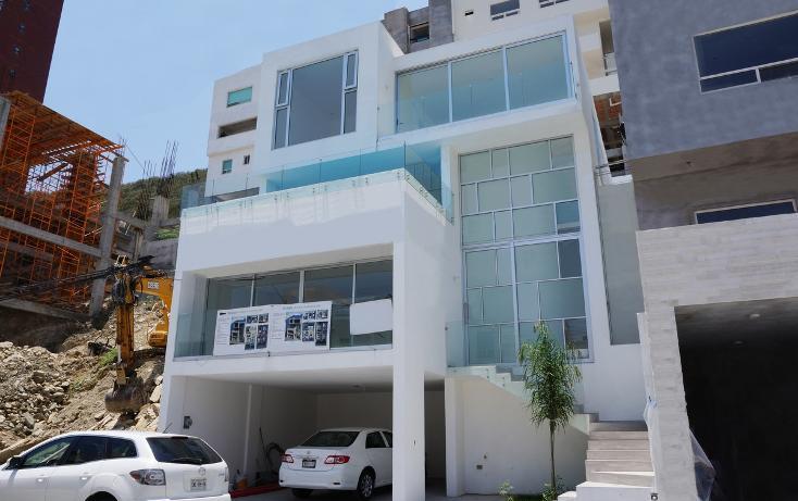 Foto de casa en venta en  , colinas de san jerónimo 1 sector, monterrey, nuevo león, 1646435 No. 01