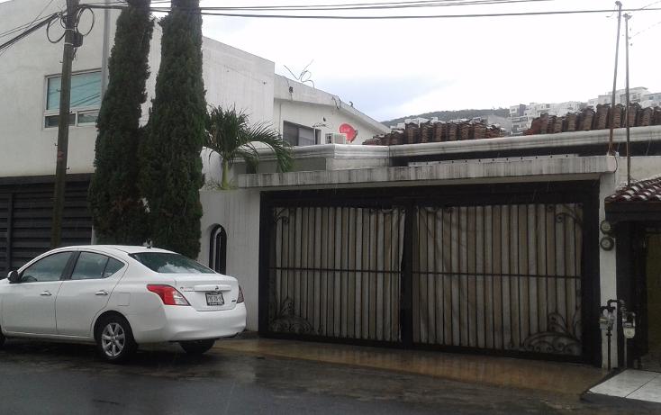 Foto de casa en venta en  , colinas de san jerónimo 11 sector, monterrey, nuevo león, 1074541 No. 01