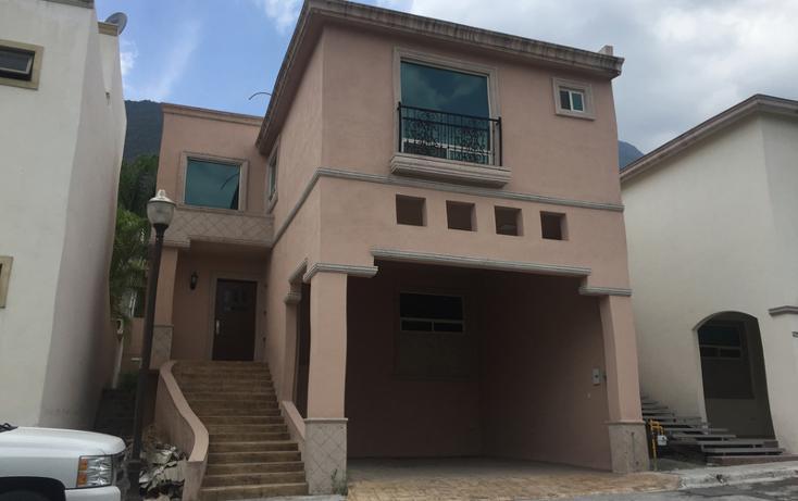 Foto de casa en venta en  , colinas de san jerónimo 11 sector, monterrey, nuevo león, 1657785 No. 01