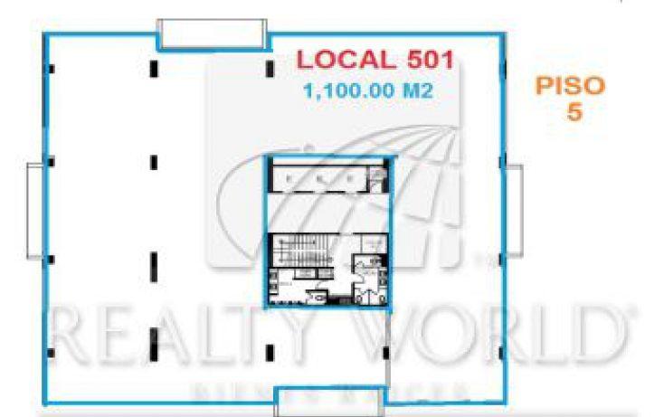 Foto de oficina en renta en, colinas de san jerónimo 3 sector, monterrey, nuevo león, 1635775 no 05