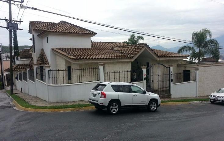 Foto de casa en venta en  , colinas de san jerónimo 3 sector, monterrey, nuevo león, 2015488 No. 01