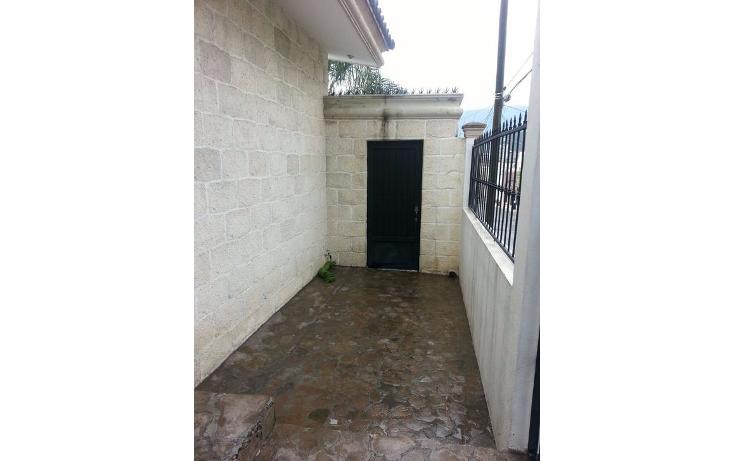 Foto de casa en venta en  , colinas de san jerónimo 3 sector, monterrey, nuevo león, 2015488 No. 25