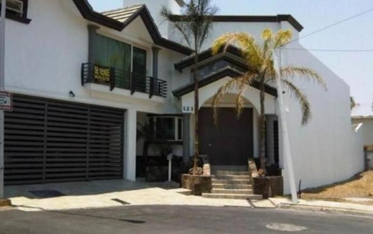 Foto de casa en venta en  , colinas de san jerónimo, monterrey, nuevo león, 1105669 No. 01