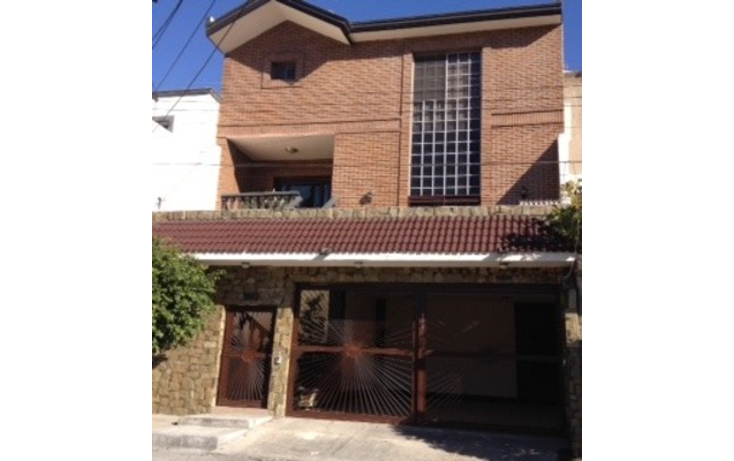 Foto de casa en venta en  , colinas de san jerónimo, monterrey, nuevo león, 1108531 No. 01