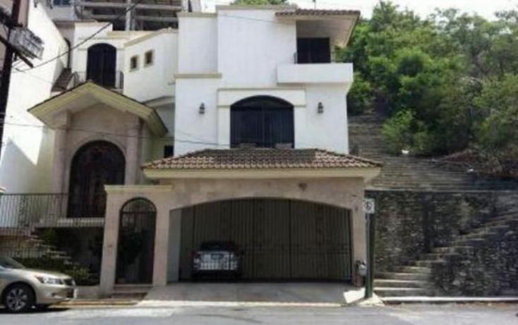 Foto de casa en venta en  , colinas de san jerónimo, monterrey, nuevo león, 1434917 No. 01