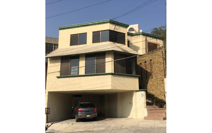 Foto de casa en venta en  , colinas de san jerónimo, monterrey, nuevo león, 1643776 No. 01