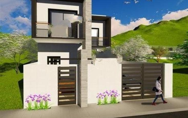 Foto de casa en venta en  , colinas de san jerónimo, monterrey, nuevo león, 1678294 No. 01