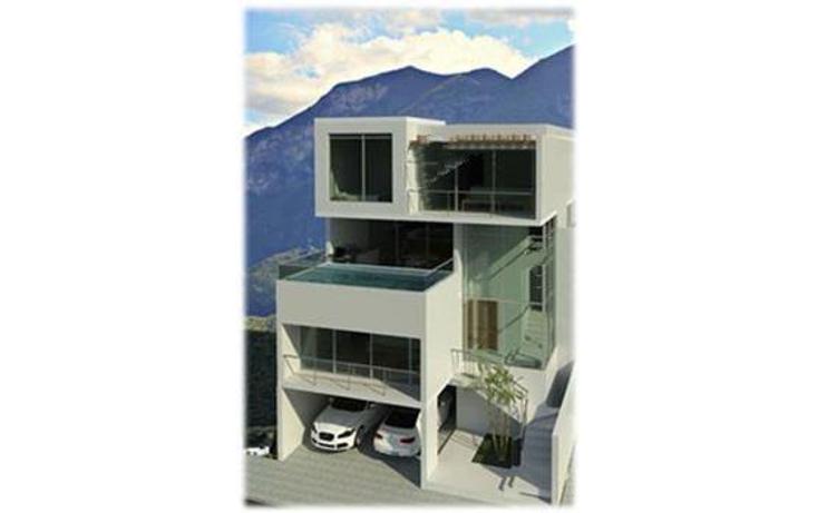 Foto de casa en venta en  , colinas de san jerónimo, monterrey, nuevo león, 1852070 No. 01