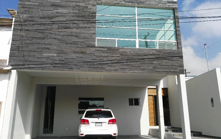 Foto de casa en venta en  , colinas de san jerónimo, monterrey, nuevo león, 2017096 No. 01