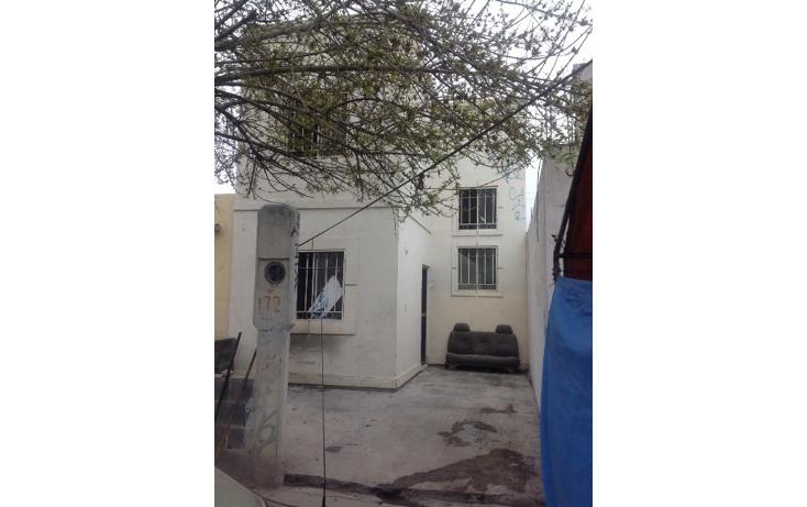 Foto de casa en venta en  , colinas de san juan, ju?rez, nuevo le?n, 984911 No. 01