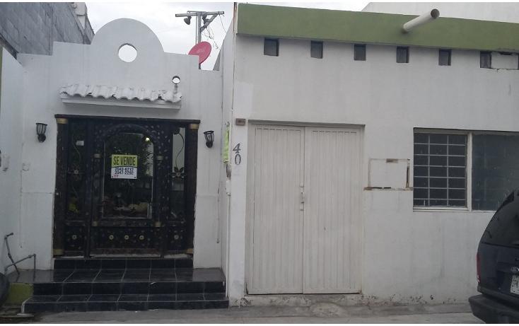 Foto de casa en venta en  , colinas de san miguel, apodaca, nuevo le?n, 1804248 No. 01