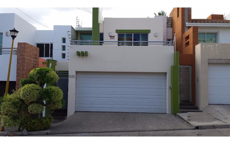 Foto de casa en renta en  , colinas de san miguel, culiacán, sinaloa, 1249991 No. 01