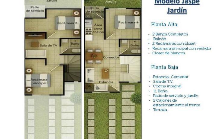 Foto de casa en venta en  , colinas de santa fe, xochitepec, morelos, 1453785 No. 02