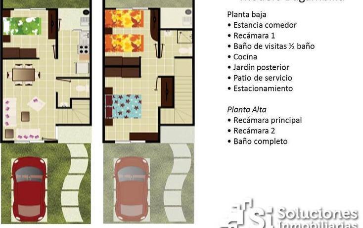 Foto de casa en venta en  , colinas de santa fe, xochitepec, morelos, 1555562 No. 02
