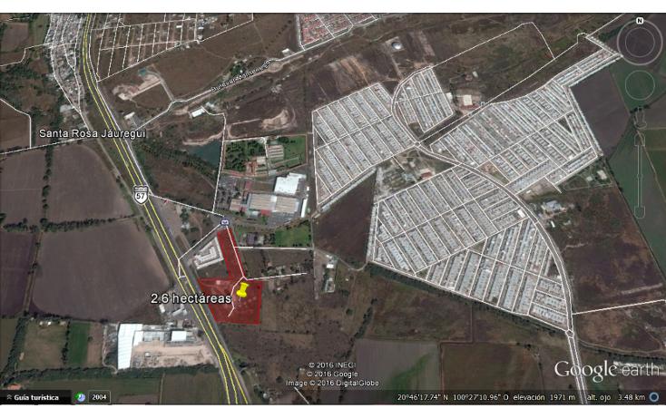 Foto de terreno comercial en venta en, colinas de santa rosa, querétaro, querétaro, 1761048 no 01