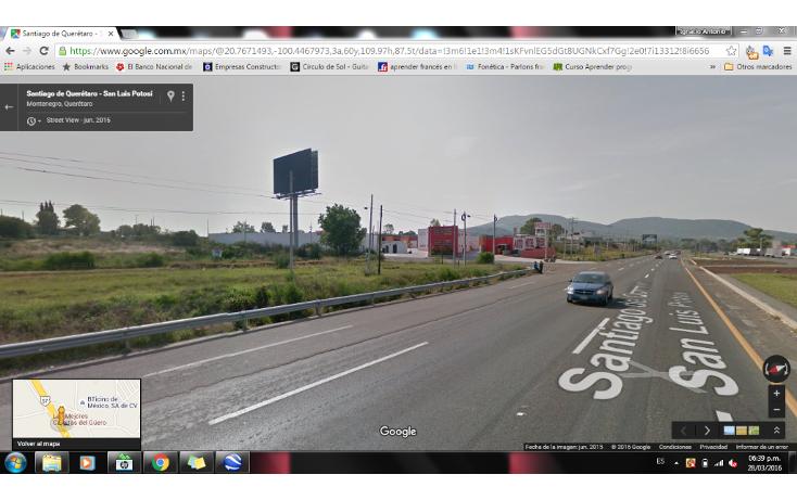 Foto de terreno comercial en venta en, colinas de santa rosa, querétaro, querétaro, 1761048 no 04