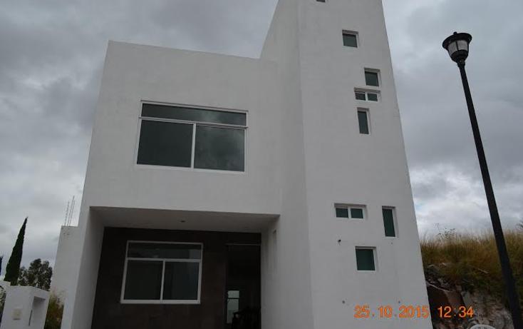 Foto de casa en venta en  , colinas de schoenstatt, corregidora, querétaro, 2004254 No. 01