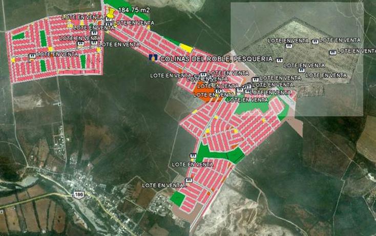 Foto de terreno comercial en venta en  , colinas del aeropuerto, pesquería, nuevo león, 1055163 No. 01
