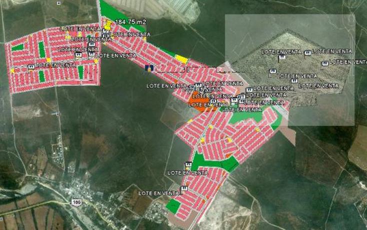 Foto de terreno comercial en venta en  , colinas del aeropuerto, pesquería, nuevo león, 1068777 No. 01