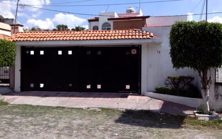 Foto de casa en renta en  , colinas del bosque 1a sección, corregidora, querétaro, 1334923 No. 20