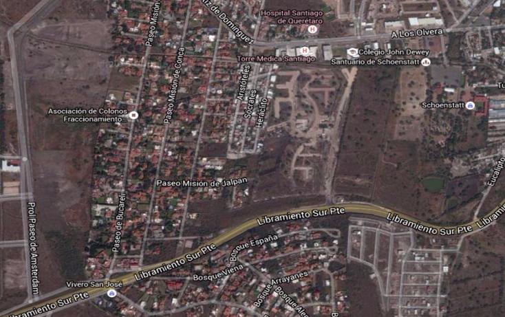 Foto de terreno comercial en venta en  , colinas del bosque 2a sección, corregidora, querétaro, 1389183 No. 01