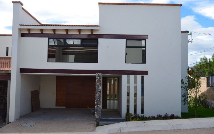 Foto de casa en venta en  , colinas del bosque 2a secci?n, corregidora, quer?taro, 1430619 No. 35
